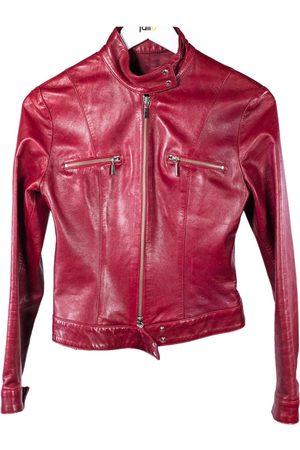 Joseph Women Leather Jackets - \N Leather Jacket for Women