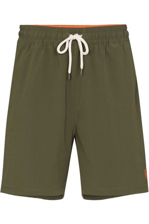 Polo Ralph Lauren Men Swim Shorts - PRL TRVLR SWM SHRTS GRN