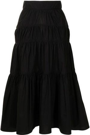 Proenza Schouler Tiered mid-length skirt