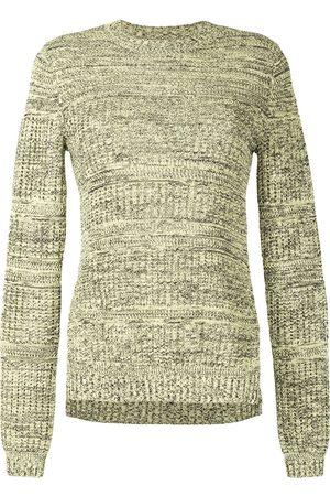 PROENZA SCHOULER WHITE LABEL Ribbed-knit side-slit jumper