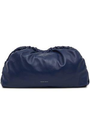 Mansur Gavriel Cloud leather clutch bag