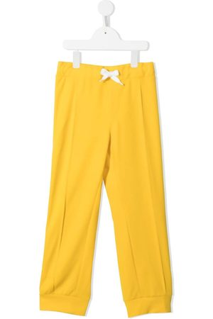 Fendi Logo-trim track pants