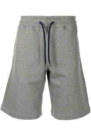 Paul Smith Knee-length track shorts - Grey