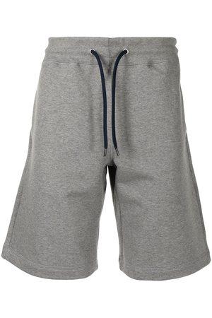 Paul Smith Men Sports Shorts - Knee-length track shorts - Grey