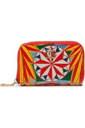 Dolce & Gabbana Women Wallets - Graphic-print wallet