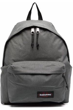 Eastpak Rucksacks - Logo patch backpack - Grey