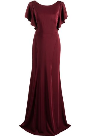 Marchesa Notte Women Evening dresses - Modena V-back dress