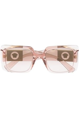 VERSACE Women Square - Medusa square-frame sunglasses