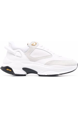 BUSCEMI Veloce low-top Vibram-sole sneakers