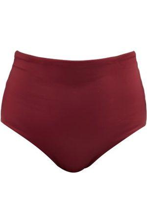 Form and Fold The Rise High-waist Bikini Briefs - Womens