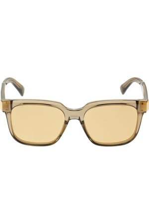 Dunhill Rollagas Squared Acetate Sunglasses