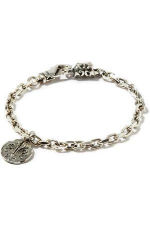 EMANUELE BICOCCHI Men Bracelets - Crest Sterling- Bracelet - Mens