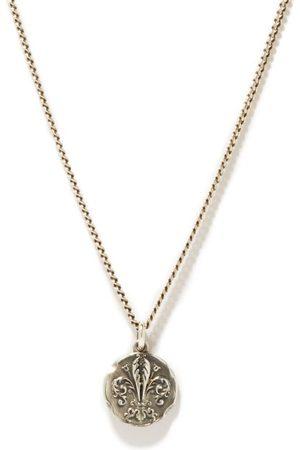 EMANUELE BICOCCHI Men Necklaces - Crest Sterling- Necklace - Mens