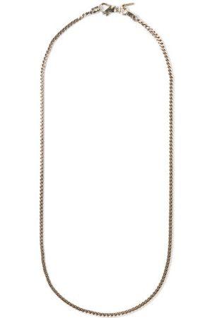 EMANUELE BICOCCHI Chain-link Sterling- Necklace - Mens