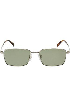 Dunhill Signature Squared Metal Sunglasses