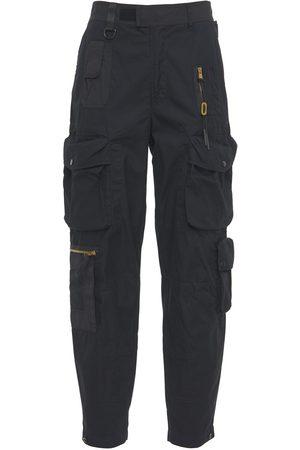 Diesel Men Cargo Pants - Light Cotton Canvas Cargo Pants