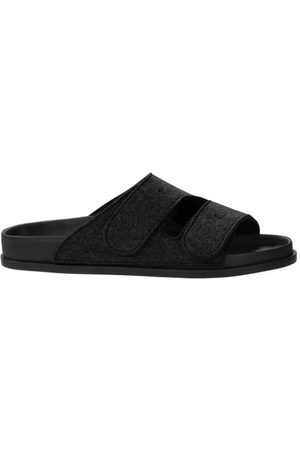 Birkenstock Forager Felt Sandals - Mens