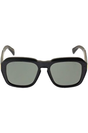 Dunhill Rollagas Oversize Acetate Sunglasses