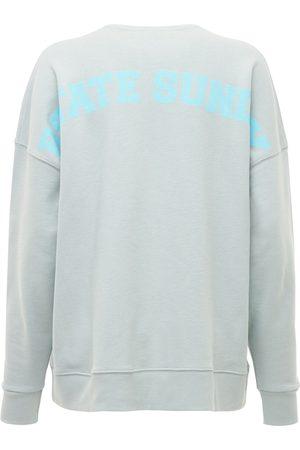 ROTATE Women Sweatshirts - Iris Sunday Capsule Jersey Sweatshirt