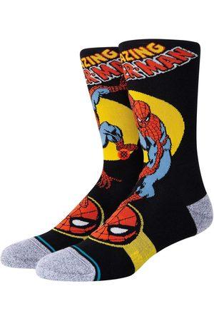 Stance Spider Man Marquee Cotton Blend Socks