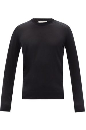 The Row Men Sweaters - Scott Silk-blend Sweater - Mens
