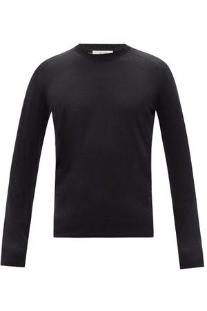 The Row Scott Silk-blend Sweater - Mens