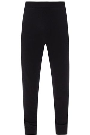 The Row Olivier Cashmere Track Pants - Mens