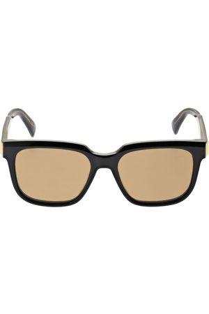 Dunhill Men Sunglasses - Rollagas Squared Acetate Sunglasses