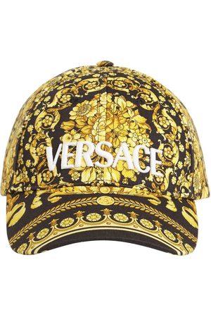 VERSACE All Over Barocco Baseball Hat