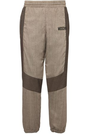 Moschino Patchwork Track Pants