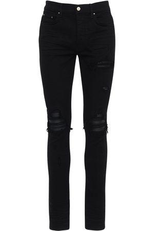 AMIRI 15cm Tapered Mx1 Cotton Denim Jeans
