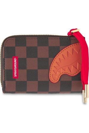 Sprayground Henny Checkered Wallet