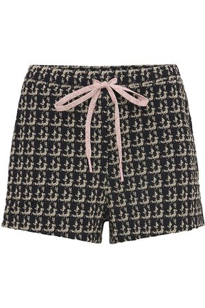 The Upside Bouclé Jacquard Elle Shorts