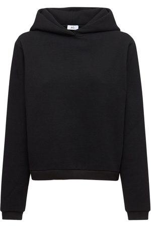 AG Cotton Sweatshirt Hoodie
