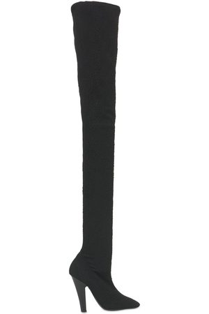 Saint Laurent 110mm 68 Stretch Over-the-knee Boots