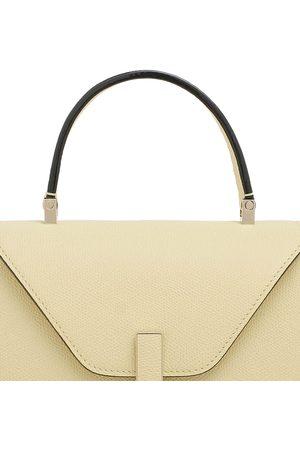 VALEXTRA Women Bags - Mini Iside Grained Leather Bag