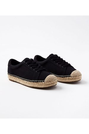 LOFT Women Espadrilles - Espadrille Lace Up Sneakers