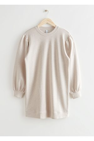 & OTHER STORIES Women Party Dresses - Relaxed Sweatshirt Mini Dress
