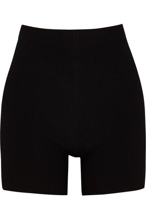 GAUGE81 Tejeda ribbed-knit cycling shorts