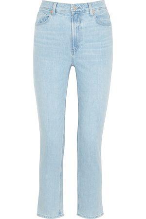 Paige Sarah light slim-leg jeans