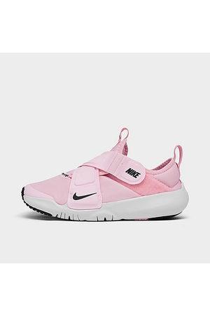 Nike Girls' Little Kids' Flex Advance Running Shoes in / Foam Size 1.0