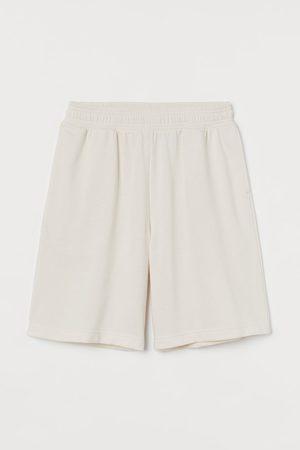 H&M Women Shorts - Wide-leg Sweatshorts