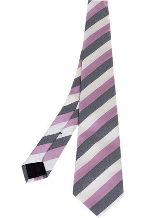 Gucci Diagonal Striped Silk Tie