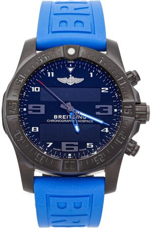 Breitling PVD Coated Titanium Exospace B55 Night Mission VB5510H2/BE45 Men's Wristwatch 46 MM