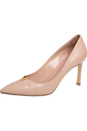 LOUIS VUITTON Women High Heels - Leather Heartbreaker Pump Size 38.5