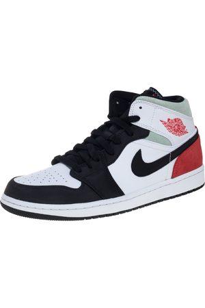 Nike Jordan 1 Mid Union Red Sneakers Size EU 45.5 (US 11.5)
