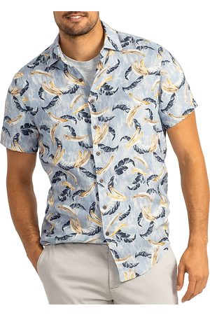 Rodd & Gunn Men Short sleeves - Boddytown Regular Fit Short Sleeve Linen Shirt