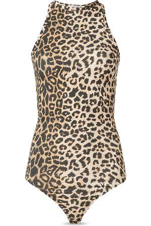 AllSaints Jamie Leppo Printed Bodysuit