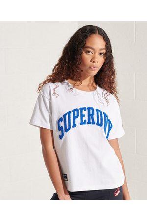 Superdry Varsity Arch Boxy T-Shirt