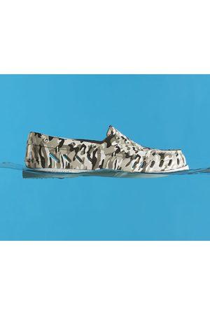 Sperry Top-Sider Men Shoes - Men's Sperry Authentic Original Float Boat Shoe Camo, Size 7M